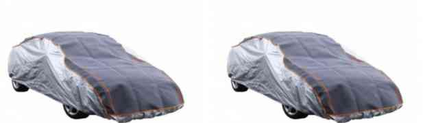 Car cover is a very simple and effective protection